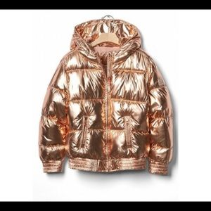 GAP Jackets & Coats - NWT!! GAP Girls Puffer Jacket